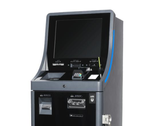 フロント精算機 (TEX-2850)